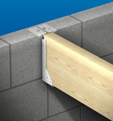 Timber To Masonry Joist Hangers Bpc Building Products Ltd