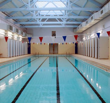 Fore Street Swimming Pool Ipswich