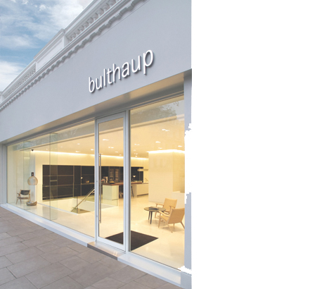 Bulthaup Bodenkirchen bulthaup opens showroom in