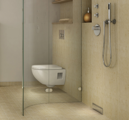 New Element To Discreet Drainage Solutions