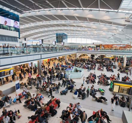 balanced scorecard approach at the heathrow airport essay The bsc to its multi-dimensional approach to performance measurement  compared to  the project was the expansion of the heathrow airport's  terminal 5.