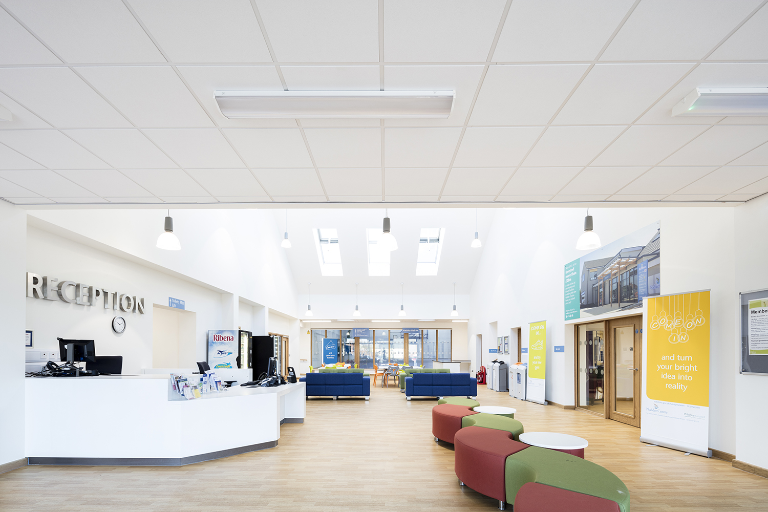 How ceilings are aiding learning for today's youth