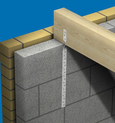 Restraint Straps Bpc Building Products Ltd