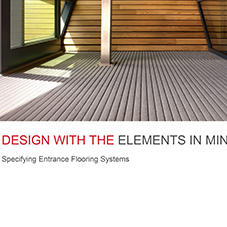 Design with Elements in Mind: Specifying Entrance Flooring Systems