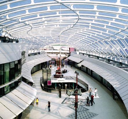 Centre commercial l heure tranquil tours france for Centre commercial grand tour