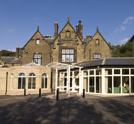 Whitfield House Glossop