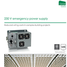 Emergency power supply system