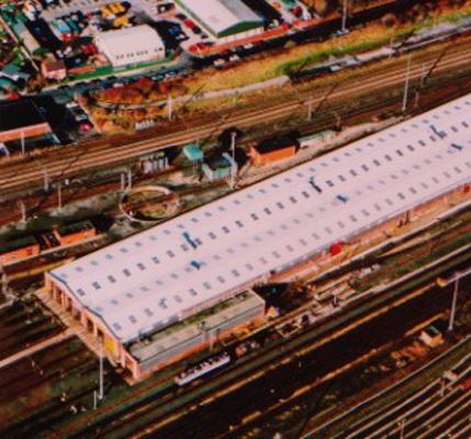 Heaton Railway Depot