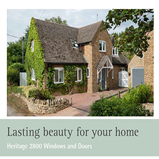 Heritage 2800 Windows and Doors Brochure