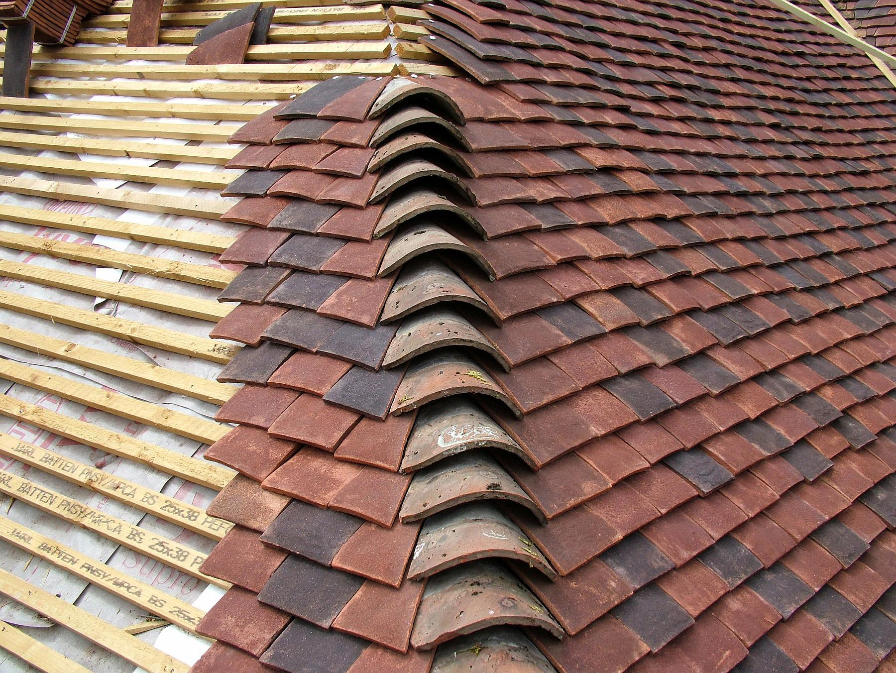 Tudor Roof Tile returns to full production