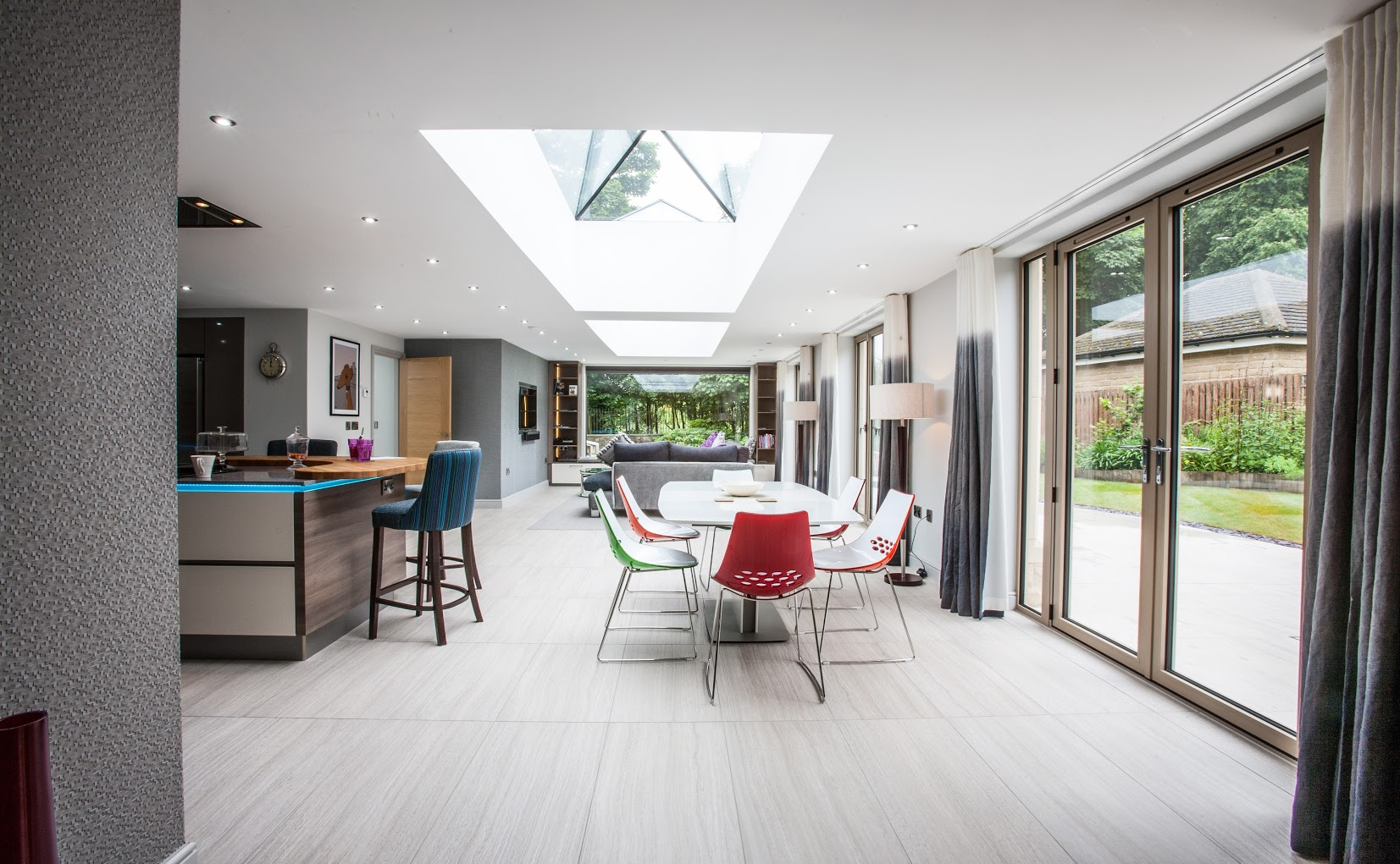 Lantern Rooflights For Home Extension
