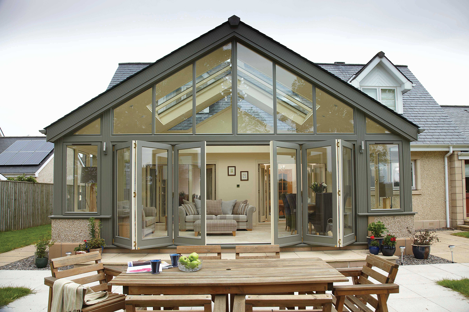 External Sliding and Folding Doors