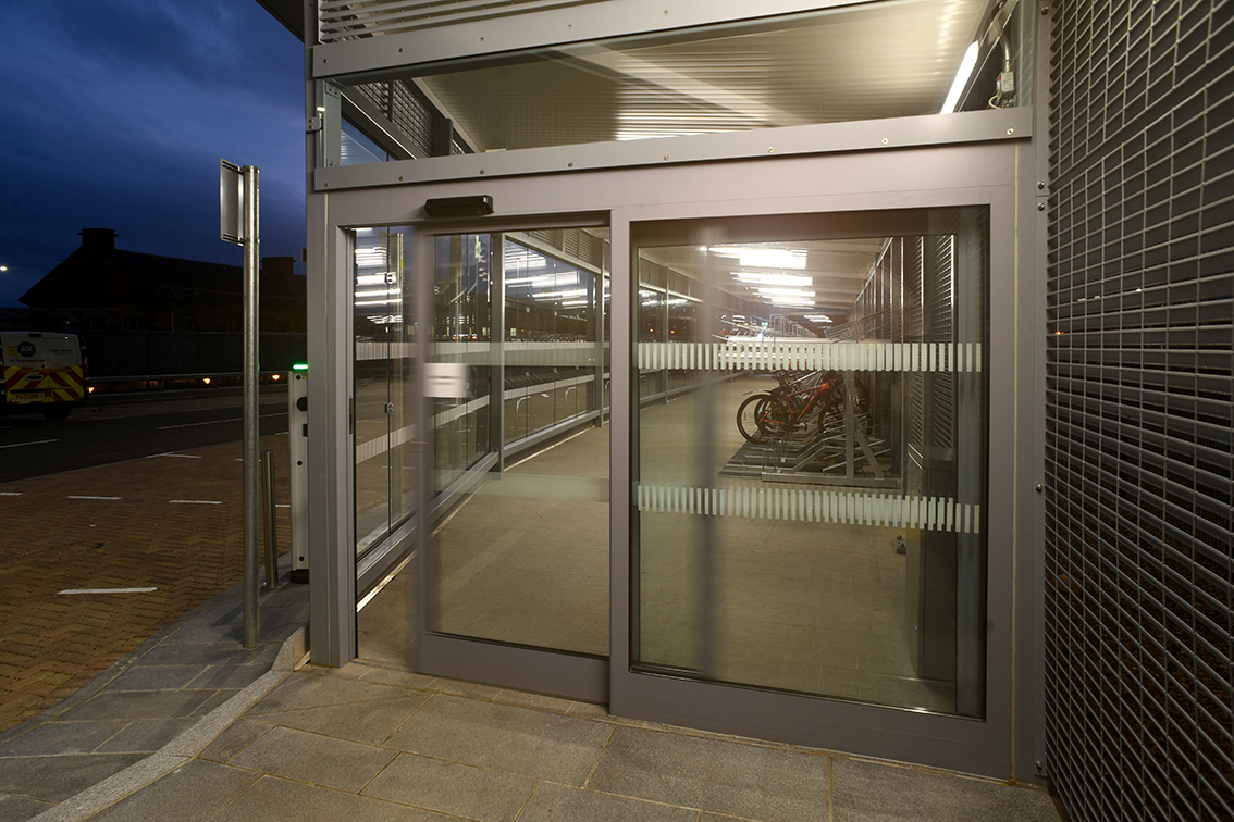 Cycle hub for £38m renovated Dundee station
