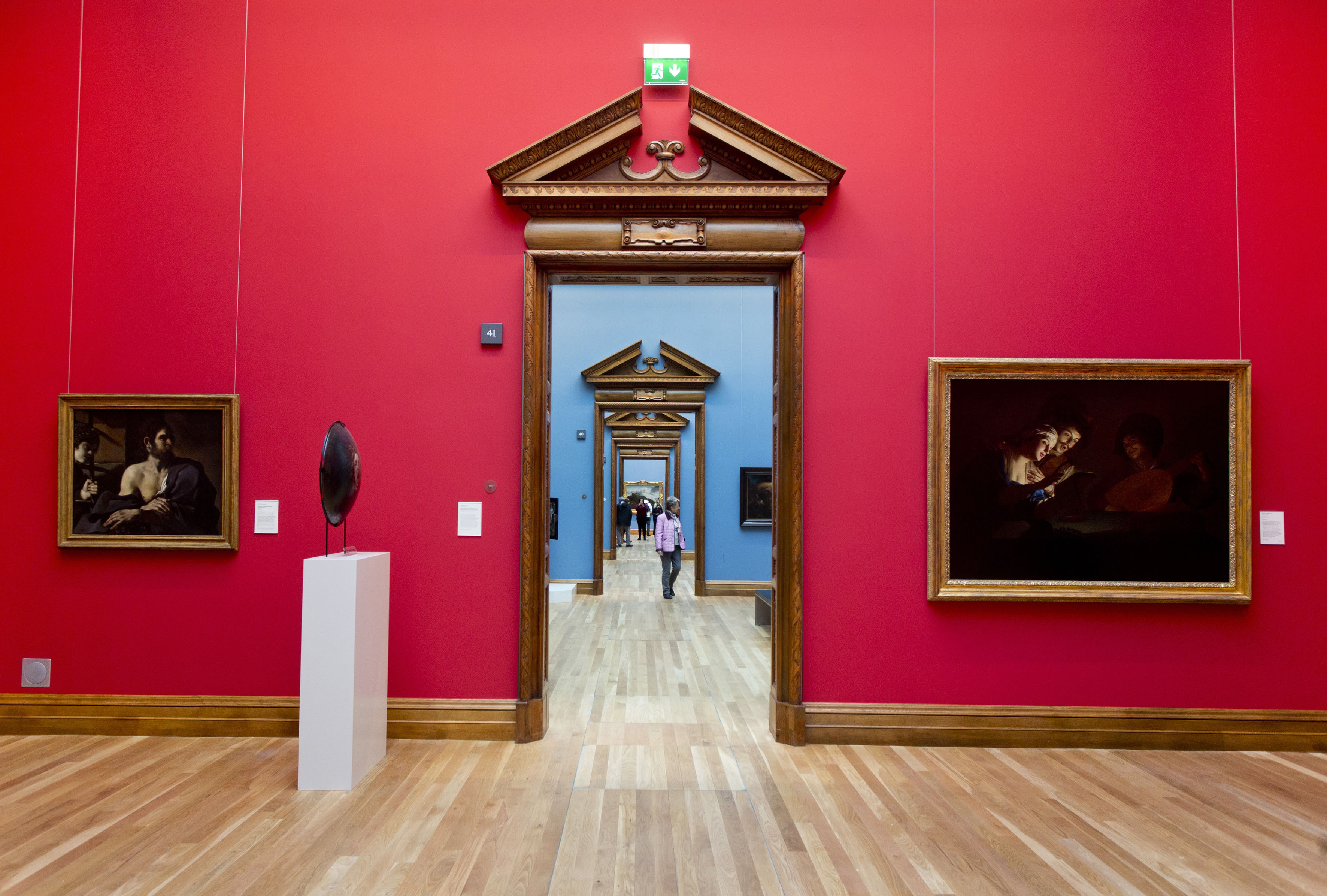 ASSA ABLOY security doorsets at National Gallery of Ireland