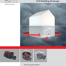 ACO Backflow Valves Brochure
