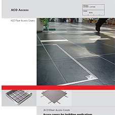 Floor Access Covers For Building Applications