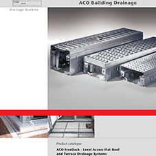ACO FreeDeck Brochure