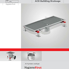 ACO Hygiene First Brochure