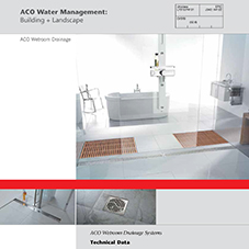 ACO ShowerDrain Brochure