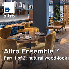 Product video - Altro Ensemble Part 1: Natural wood-look planks