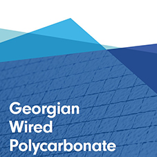 Georgian Wired Polycarbonate