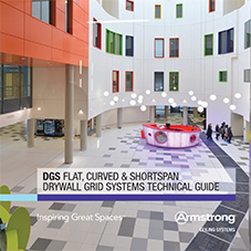 Drywall Grid Systems Brochure