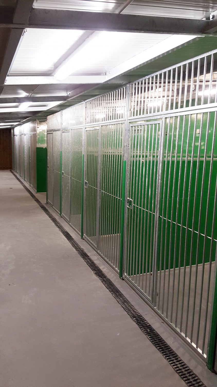Kennelbuild provide state-of-the-art kennel unit for Askham Bryan College