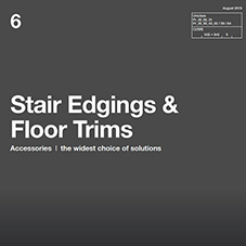 Stair Edgings & Floor Trims