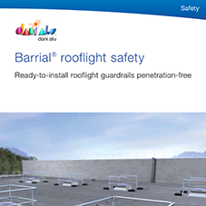 Barrial ESL Rooflight protection systems
