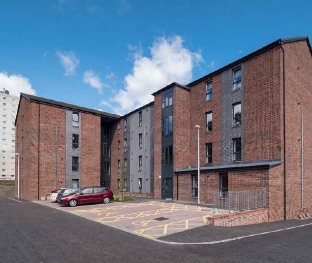Forterra supply brickwork for multi-million pound Ropewalks project