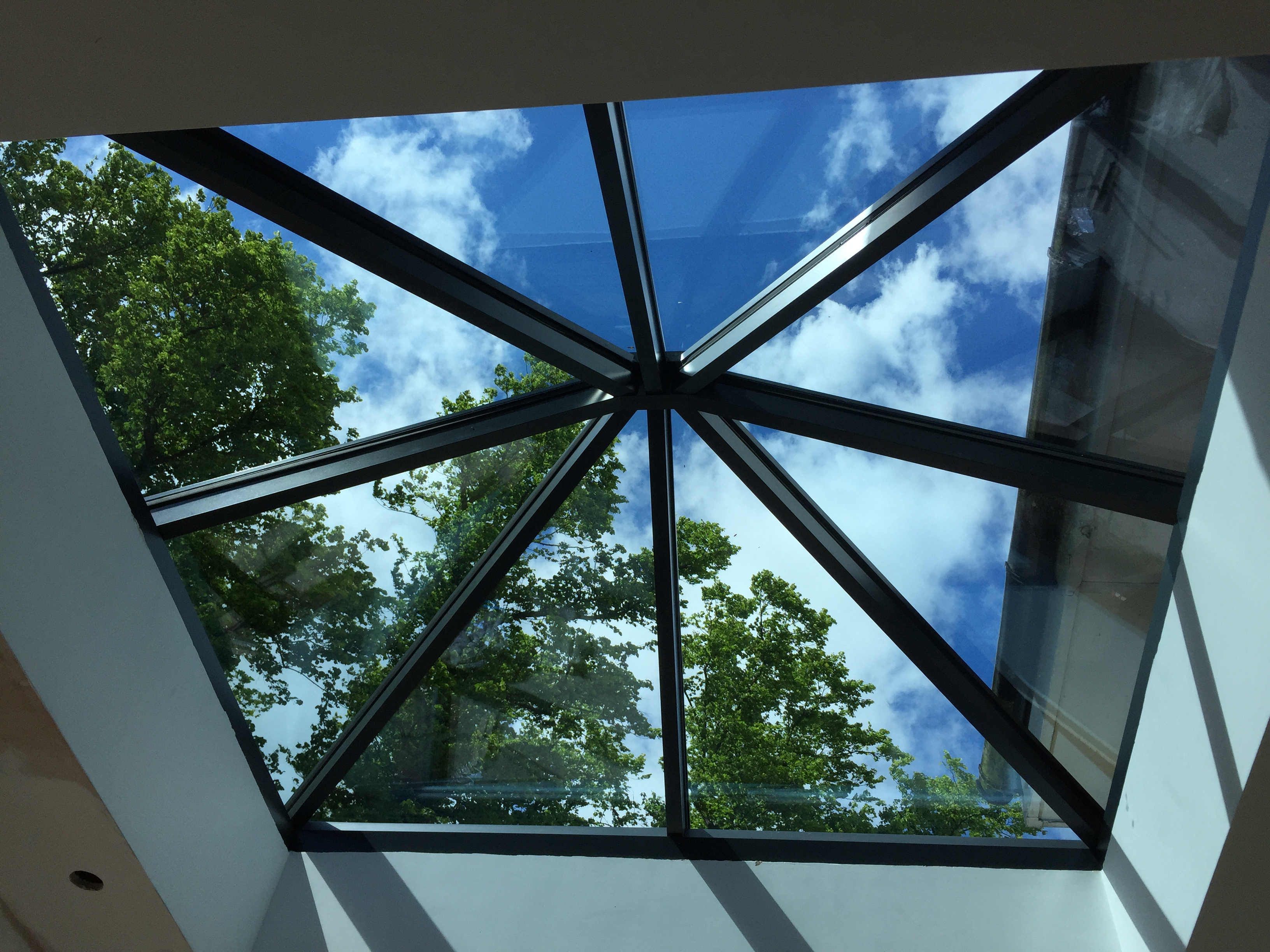 Bi-Folding Doors & Glass Roofs