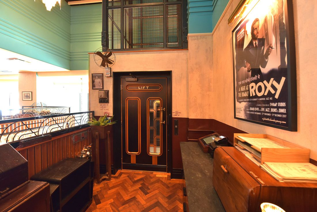 Stannah lifts spice up access to old Bombay ambience