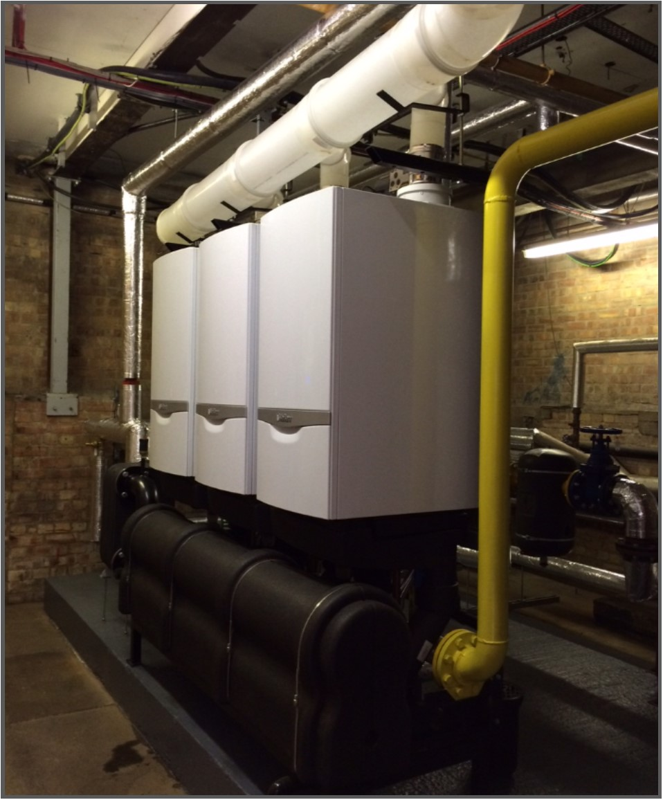 Vaillant boilers bring maximum efficiency to top performing academy