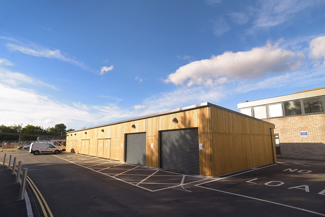 Blox storage for Bournemouth University