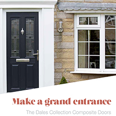The Dales Collection composite doors