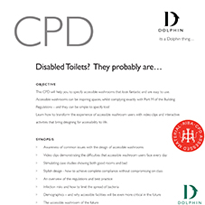 Disabled toilets? They probably are