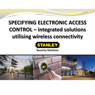 Stanley Security Solutions CPD