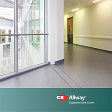 Allway® Expansion Joint Covers