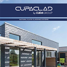 CUPACLAD Natural Slate Cladding System