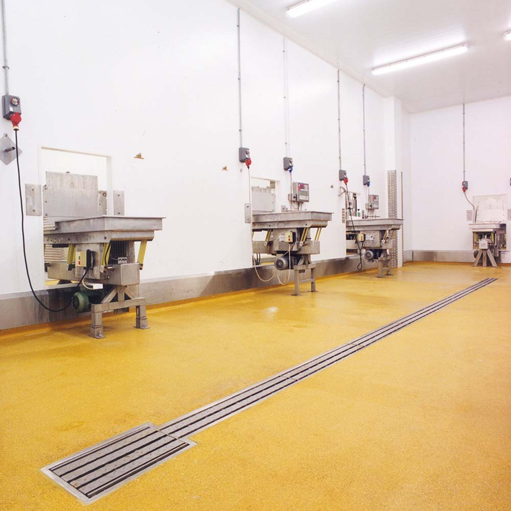 Hygienic Stainless Steel Environments within Dairies