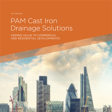 PAM Cast Iron Drainage Solutions