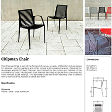 Chipman Chair