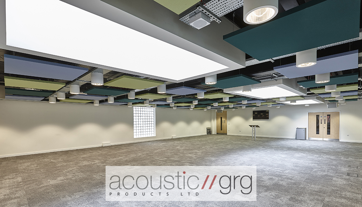Acoustic products for City Gates Church