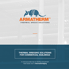 Thermal Bridging Solutions for Commercial Buildings Brochure