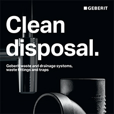 Clean Disposal - drainage systems waste fittings and traps