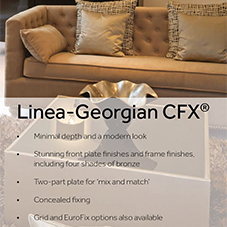 Collection Linea Georgian CFX