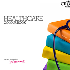 Crown Colour For Healthcare Brochure