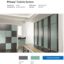 Privacy™ Cubicle System