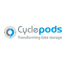 Cyclepods Cycle storage CPD | Innovations within Bicycle storage