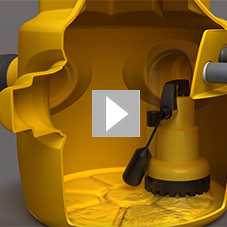 DELTA Groundwater Sump Pump Video